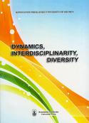 Dynamics, Interdisciplinarity, Diversity
